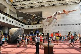 How to plan a trip to national air & space museum